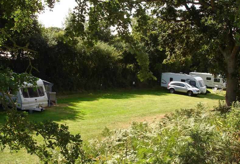 Shrublands Campsite 4