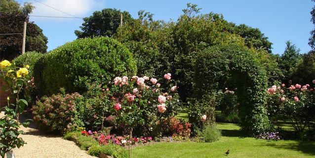 Shrublands Farm Garden